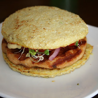 Cauli-Egg Sandwich Thins Recipe