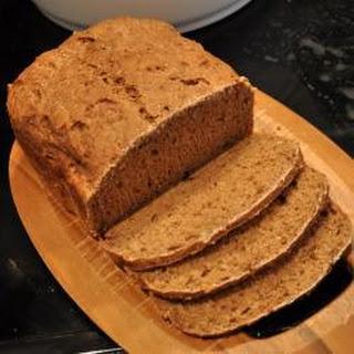 Basic Rye Bread.