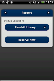Edinburgh Libraries - screenshot thumbnail