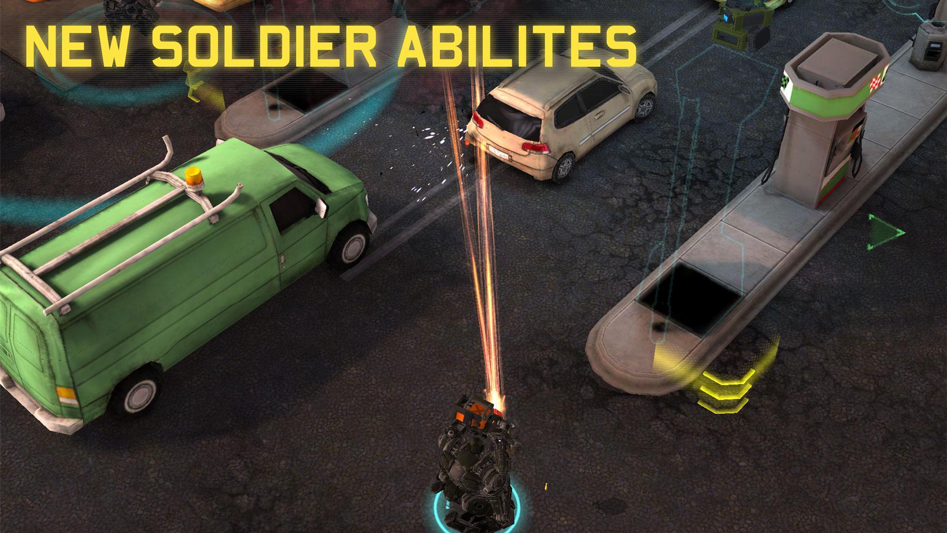 XCOM®: Enemy Within screenshot #12