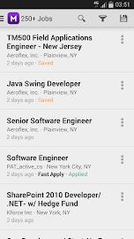 Monster Job Search Screenshot 3