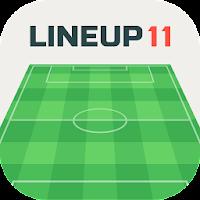 Lineup11 - Football Line-up 2.1.3
