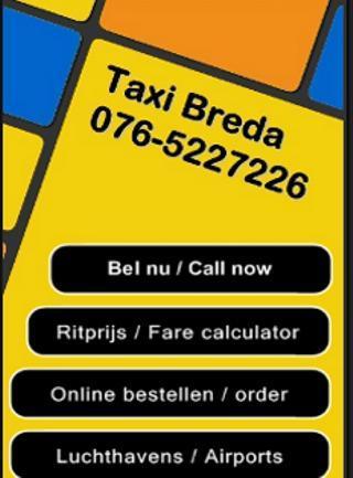 Taxi Breda App
