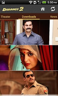 Dabangg 2 Official Free App- screenshot thumbnail