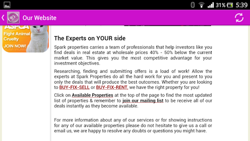 【免費商業App】Spark Properties-APP點子