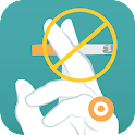 Stop Smoking With Acupressure icon