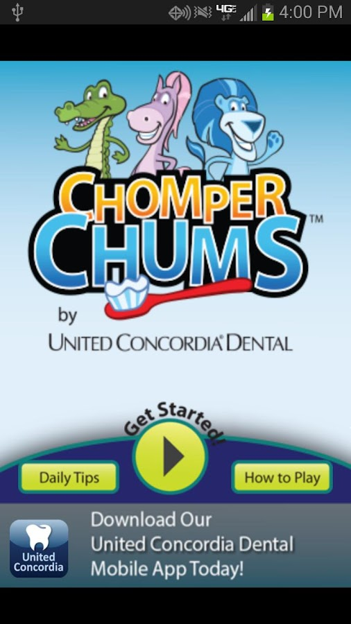 Chomper Chums™ - screenshot