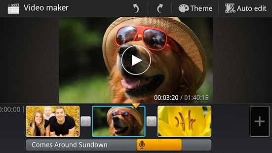 Video Editor - screenshot thumbnail