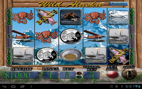 Wild Alaska Vegas Slot Machine- screenshot thumbnail
