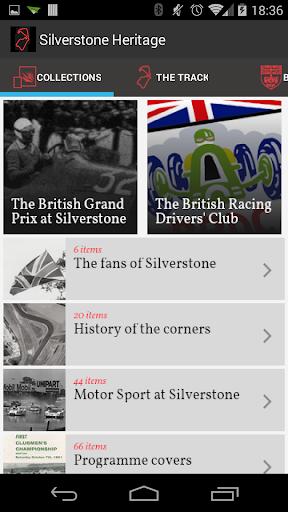 BRDC Silverstone Heritage