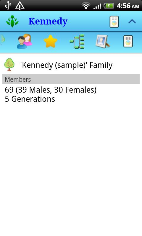 FamilyGTG - screenshot