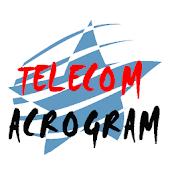 TeleCom AcroGram