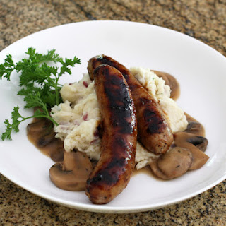 Grilled Glazed Sausages