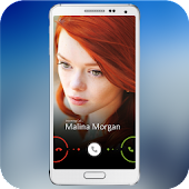 Full Screen Photo Caller ID HD