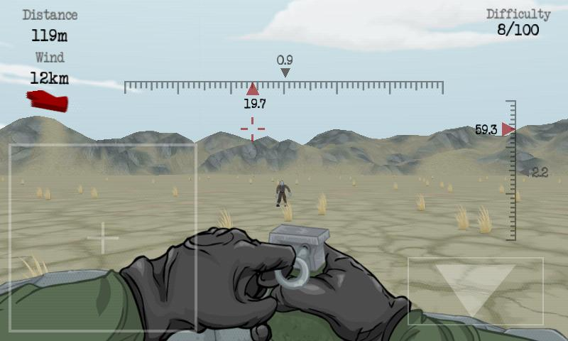 Range of the Dead - screenshot