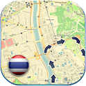 Thailand Offline Map icon