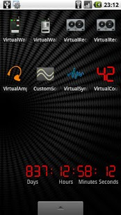 Virtual Countdown- screenshot thumbnail