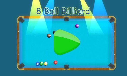 8 ball billiard 2014