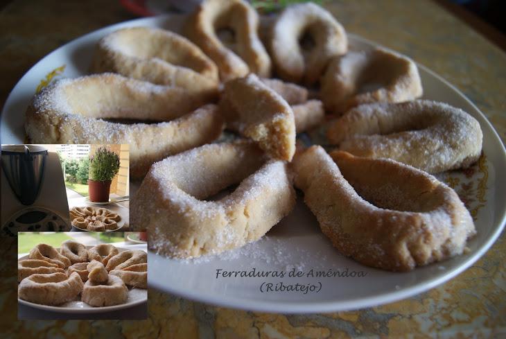 Almond Horseshoe Cookies Recipe