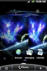 Starry Universe 3D