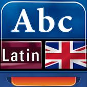 MSDict English>Latin Dictionar