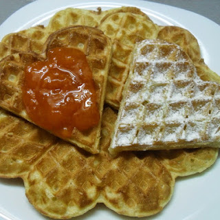 Thin Waffles