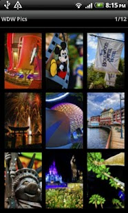 玩個人化App|Walt Disney World Wallpapers免費|APP試玩
