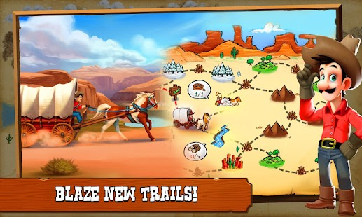 Westbound Adventure City Town Screenshot 31