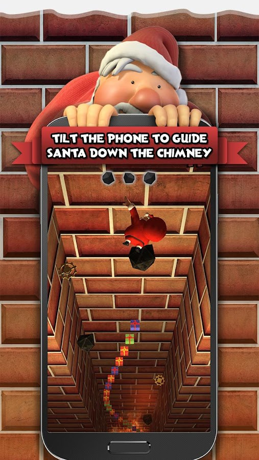 Santa Drop - screenshot