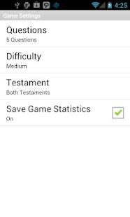 Bible Reference Game- screenshot thumbnail