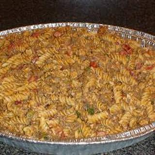 Tex-Mex Pasta Salad.
