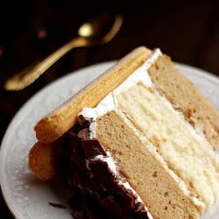 Tiramisu Layer Cake.