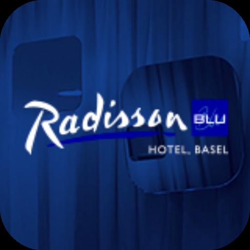 Radisson Blu Hotel Basel LOGO-APP點子