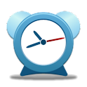 Alarms shortcut icon