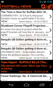 Cincinnati Football News- screenshot thumbnail