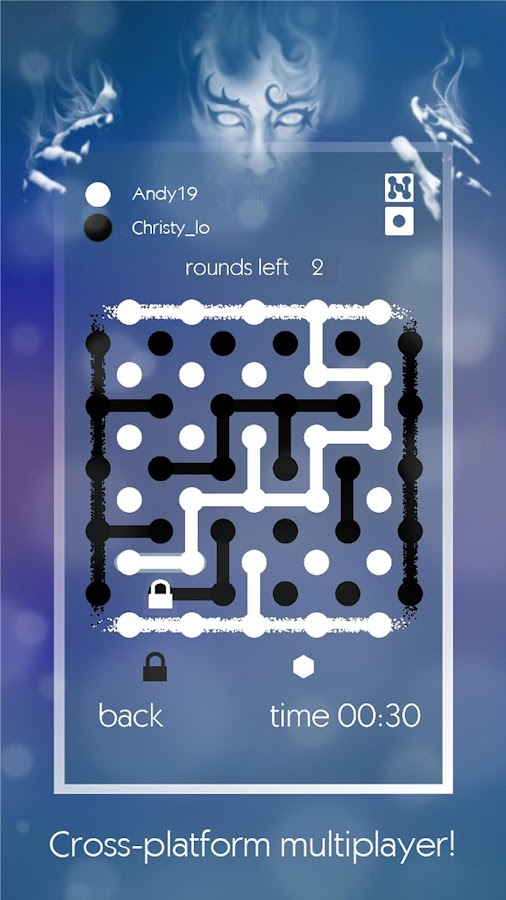 Logic Lines: Board Puzzle Game- screenshot