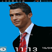 Crazy Ronaldo Go Locker