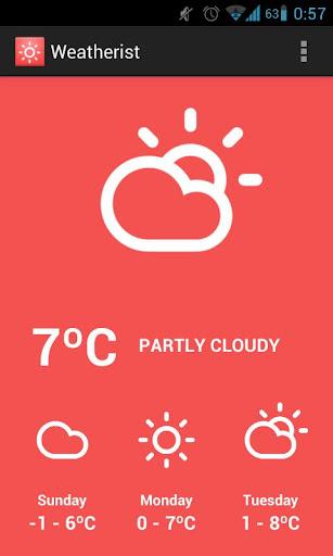 Weatheristic