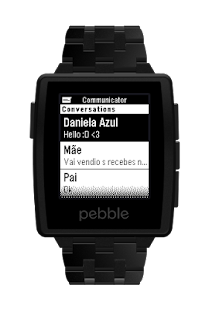 Pebble Communicator- screenshot thumbnail