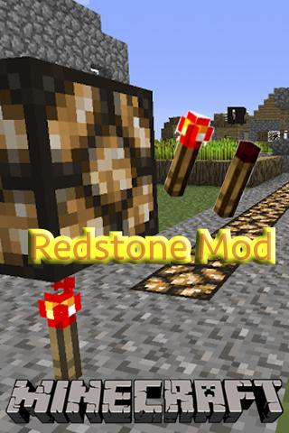 【免費娛樂App】Redstone Mod (MCPE Mod)-APP點子