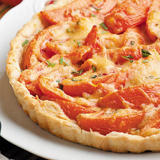 Ripe Tomato Tart