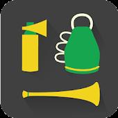 Caxirola vs Vuvuzela vs Horn