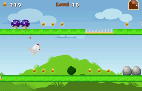 Chick Jump - screenshot thumbnail