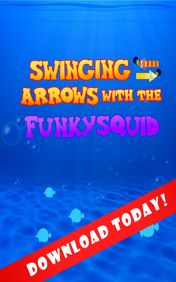 Swinging Arrows With The Squid- screenshot