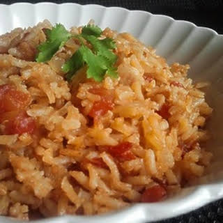 Spanish Mexican Rice.