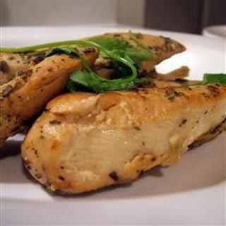 Slow Cooker Lemon Garlic Chicken Recipe