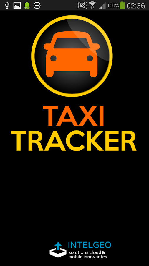 Taxi Tracker (Abidjan) - screenshot