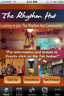 The Rhythm Hut - screenshot thumbnail