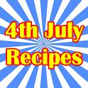 4th of July Recipes logo