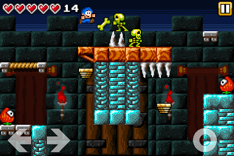 Bloo Kid Screenshot 2